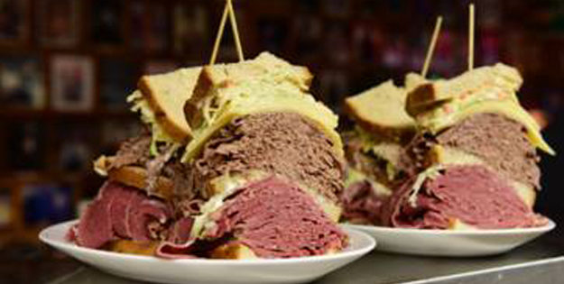 Photo Credit - Carnegie Deli: http://carnegiedeli.com Seriously - GO THERE!
